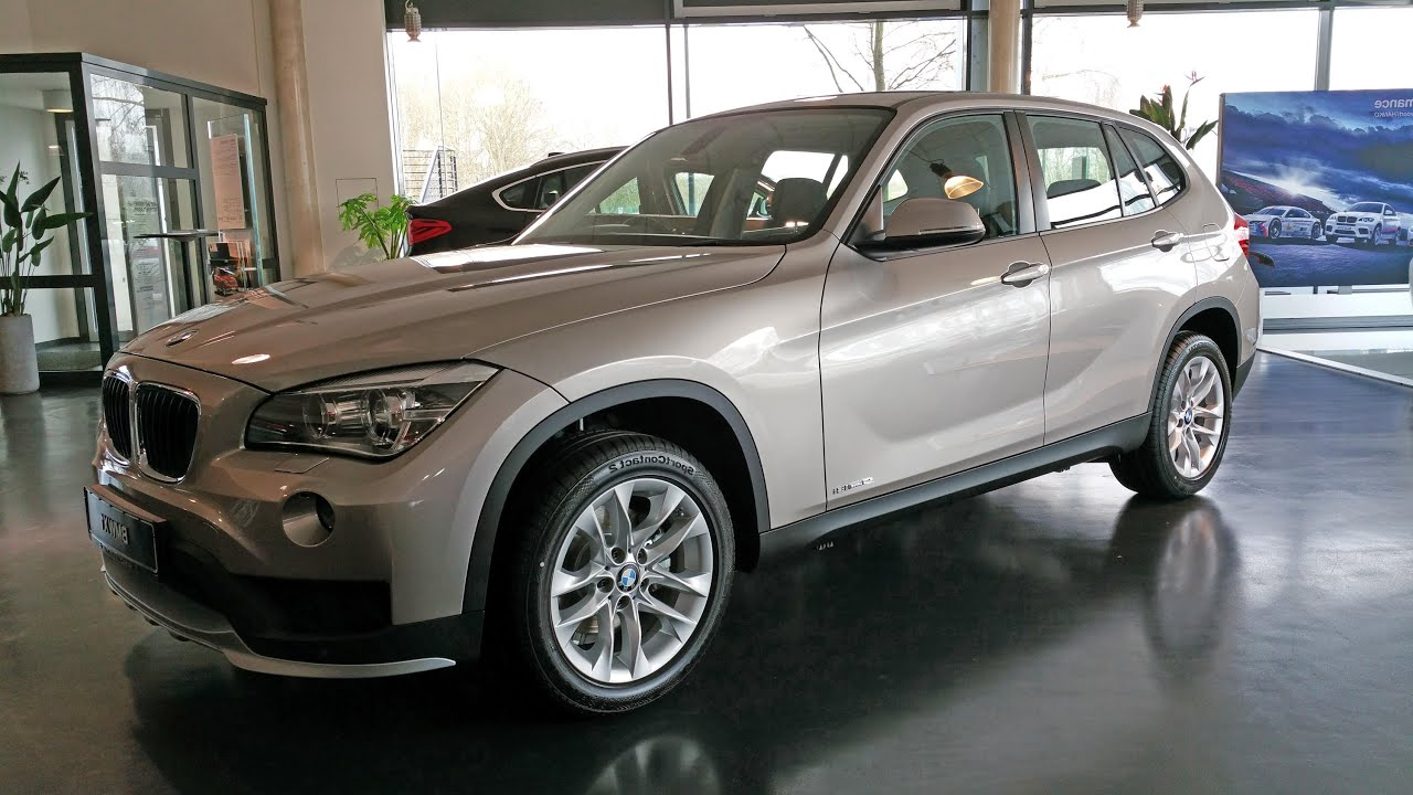 2015 Bmw X1 Sdrive 18i Interior And Exterior In Depth
