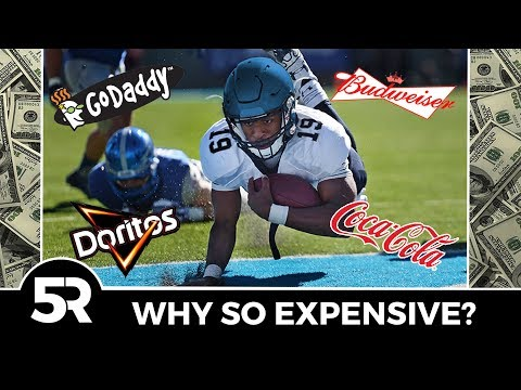 Why Are Super Bowl Commercials So Expensive?