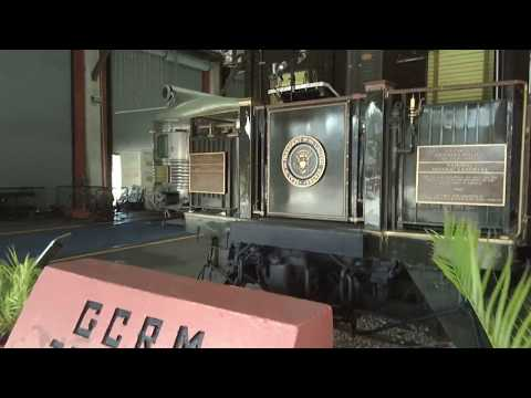 Going Inside Vintage Trains at Gold Coast Railroad Museum - Miami, Florida