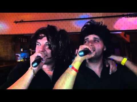 Badger & Joe karaoke