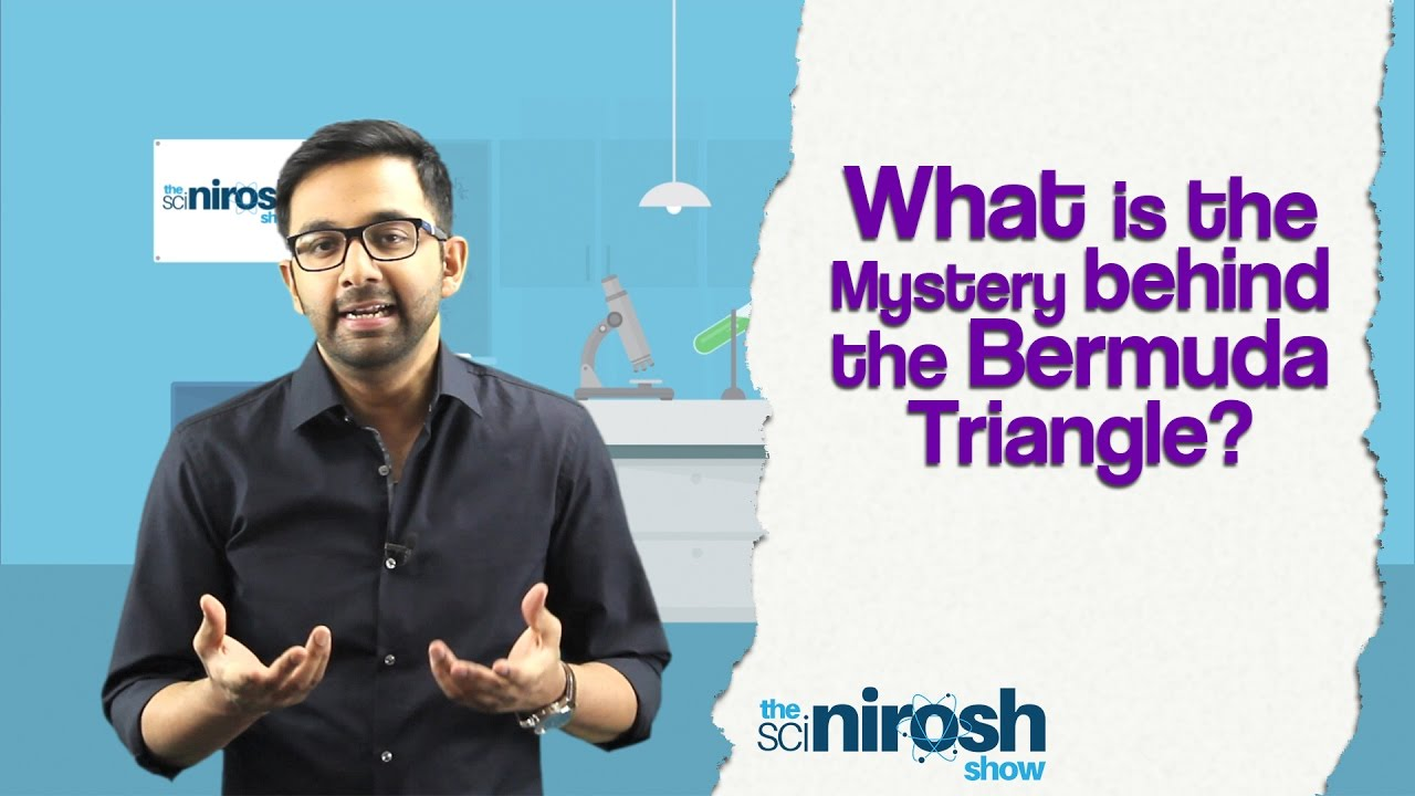 What is the Mystery behind the Bermuda Triangle? | The SciNirosh Show | Tamil Science