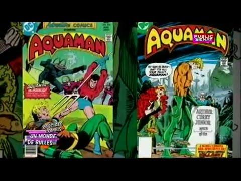 Spéciale Comics 6 - Un monde de bulles (09/11/2012)