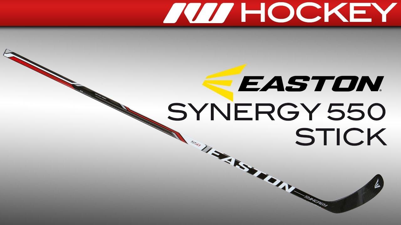 Easton Synergy 550 Stick Review Youtube