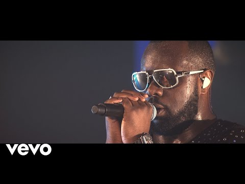 Youtube: Maître Gims – Ma Direction (Live à l'Accord Hôtel Arena 2015 – Warano Tour)