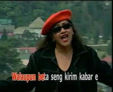 Rindu mau pulang (a song from Ambon)