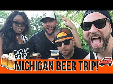 TURNT IN THE MITTEN | Michigan Summer Beer Festival 2017 Vlog