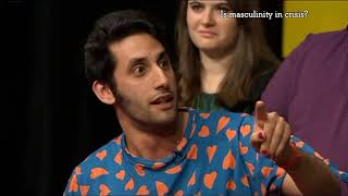 Is Masculinity in Crisis?   -  BBC The Big Questions