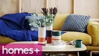 Diy Project: Wood Veneer Vase - Homes+