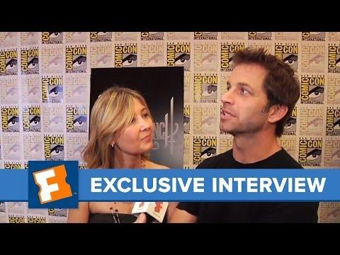 Sucker Punch Zack & Deborah Snyder Comic-Con 2010 Exclusive Interview | Comic Con | FandangoMovies