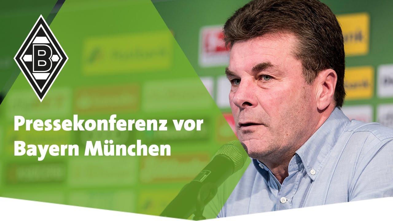 Bayern München Pressekonferenz