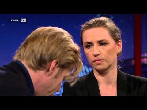 Vi ses hos Clement Mette Frederiksen (Socialdemokratiet) 01 02 2016
