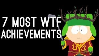 The 7 Most WTF Achievements in Games