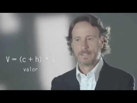 V= (C+H) x A, la fórmula de la felicidad.