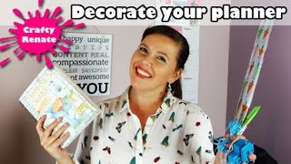 Video How to decorate your planner (easy, inexpensive & out of the box) download MP3, 3GP, MP4, WEBM, AVI, FLV Juni 2018