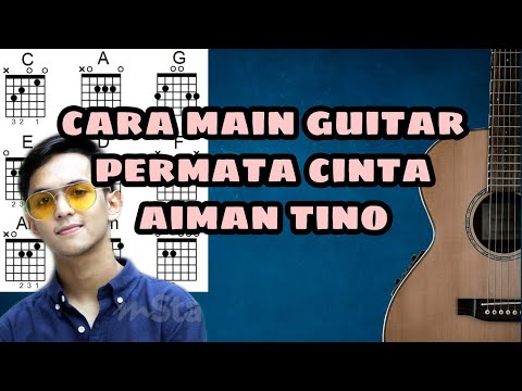 Permata Cinta Guitar Tutorial with Chords