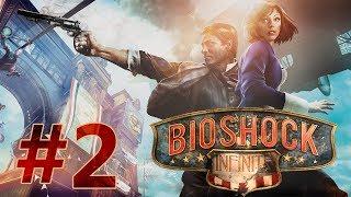 Bioshock Infinite | Ep 2 Sucio traidor, falso pastor
