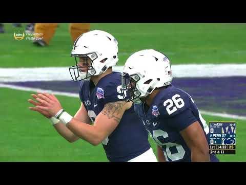 Washington vs Penn State Playstation Fiesta Bowl