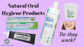 Natural Oral Hygiene