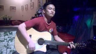 Tự nguyện (ST: Trương Quốc Khánh ) guitar cover