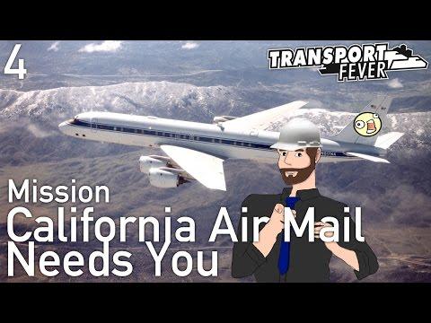 Transport Fever [23] Air Mail Scandal 4/5