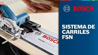 Sistema de carriles FSN Bosch Professional