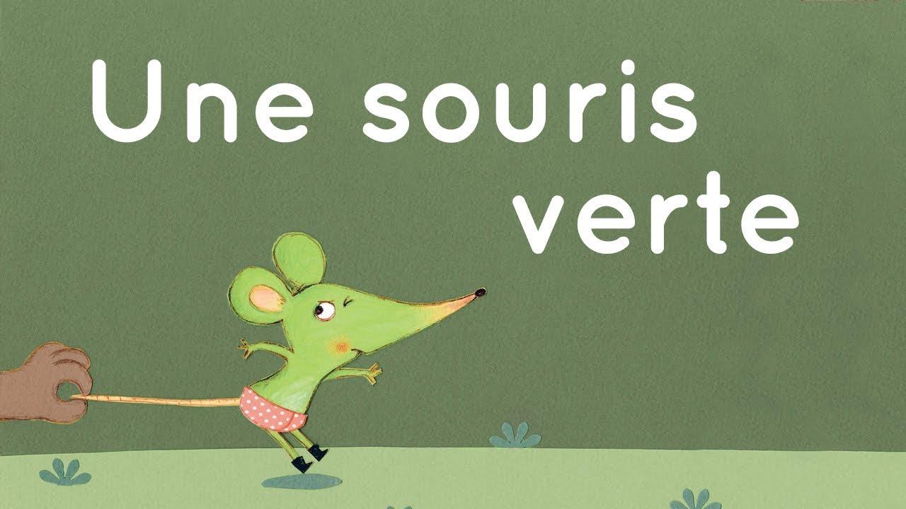 Download Une souris verte - Comptine traditionnelle avec paroles