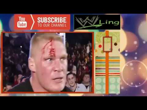 Download Brock Lesnar Almost Killed by Stone Cold Steve Austin  WWE Full Segment HD