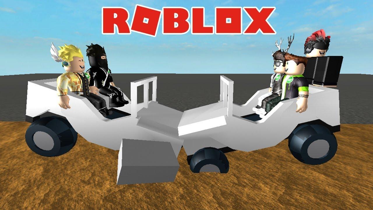 ARABA KAZA SİMULATOR / Roblox Car Crash Simulator / Oyun