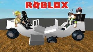 ARABA KAZA SİMULATOR / Roblox Car Crash Simulator / Oyun Safı