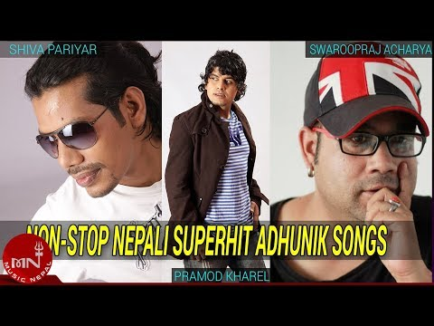 non-stop-pramod-kharel/sworup-raj-acharya/shiva-pariyar/bimal-adhikari-supper-hit-song-2015-adhunik