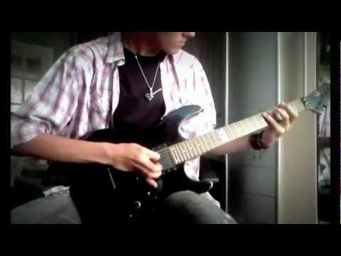 Buckethead - Big Sur Moon [electric guitar cover]
