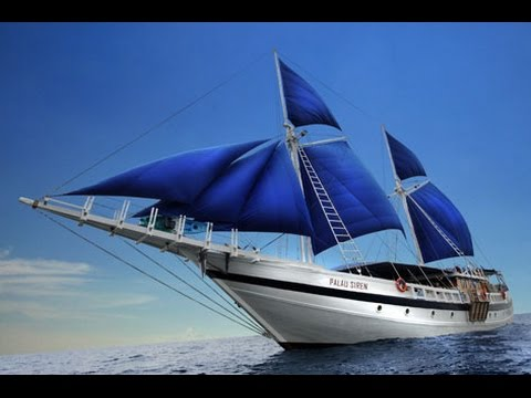 SY Palau Siren Liveaboard