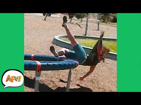 From PLAY-Ground to FAIL-GROUND! 😂 | Funny Fails | AFV 2020из YouTube · Длительность: 11 мин11 с