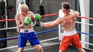 BOXING MATCH:  Joe Weller Vs Malfoy