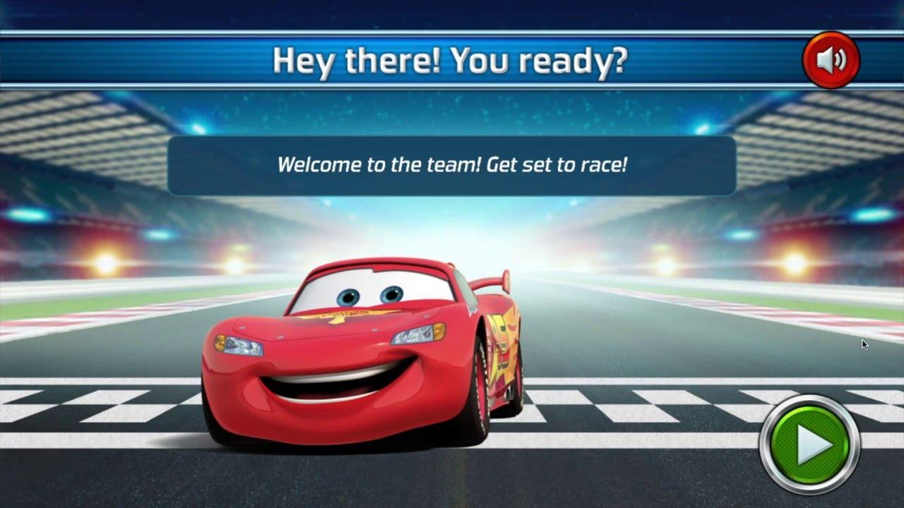 Lightning Mcqueen Cars  Online Game