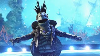 TURTLE ~ ALL PERFORMANCES ~ The Masked Singer ~ Season 3