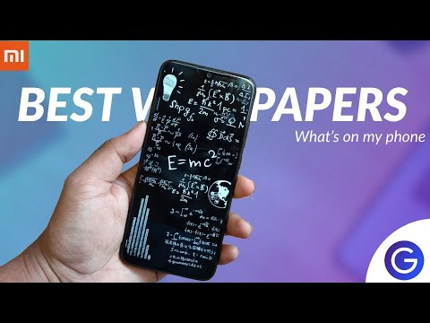 Best Wallpapers For Android In 2020 | What's On My Phone?🔥