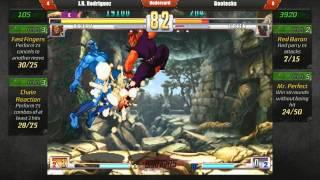 Bar Fights: gootecks (Urien) vs. @PIKACHUAKUMA (Akuma) Street Fighter III: 3rd Strike 12/23/12 FT10