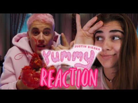 Justin Bieber - Yummy (Official Video) REACTION