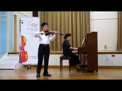 Beriot Concerto No. 9 1st Movement