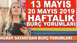 TÜm BurÇlar   Nuray Sayarı'dan Haftalık Burç Yorumları   13 Mayıs - 20 Mayıs