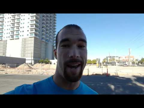 Las Vegas 2016: Eclipse Movie Theater Downtown Construction Project