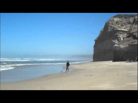 SAN GREGORIO BEACH,CALIFORNIA 2012