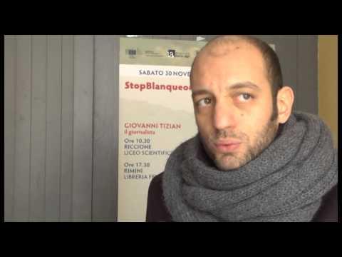 Le Testimonianze - Intervista A Giovanni Tizian