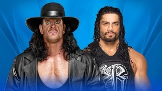The Undertaker Vs Roman Reigns Promo | WWE Wrestlemania 33