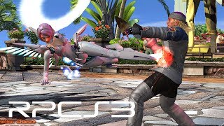 RPCS3 - Tekken Tag Tournament 2 now Playable! (4K IR Gameplay)