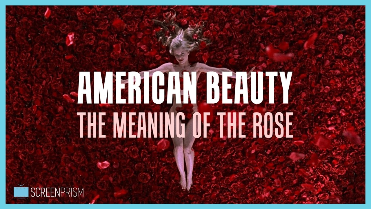 what do roses represent in american beauty hint it ain t beauty