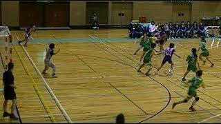 20191222福岡県高校新人ハンドボール女子決勝 西南学院vs明光学園(前半)