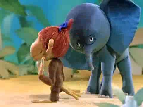 Мультфильм привет мартышке смотреть