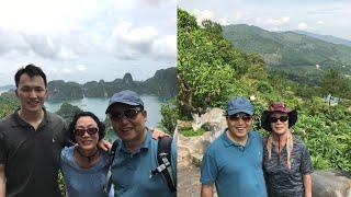 추억 #1 - 2017년 부모님과 베트남 하노이/하롱베…